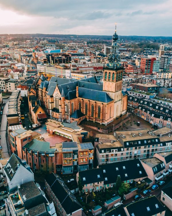 Stevenskerk Nijmegen centrum