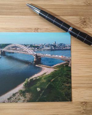 Ansichtkaart Nijmegen Drone NijMegens